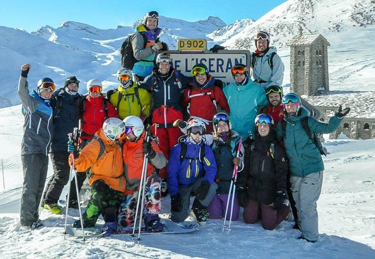 Val d'Isere 2017