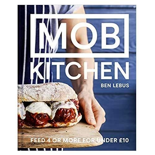 Mob Kitchen cookbook