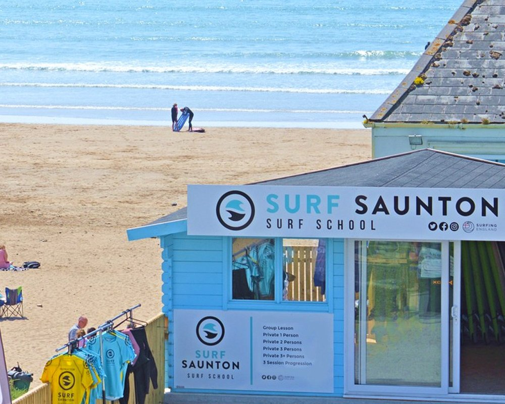 Biffen's Kitchen - Surf Saunton
