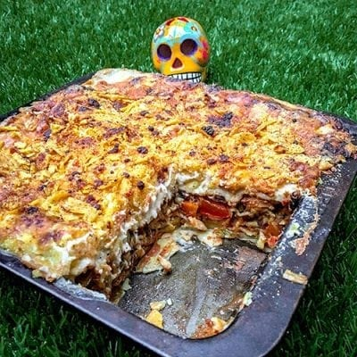 Best Damn Mexican Lasagne